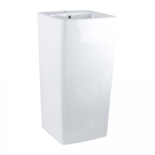 Lavoar Dalet Square Freestanding 40 x 40 x 85 cm