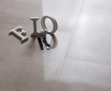 Gresie portelanata Sintesi Italia, Flow White 60,4x60,4 cm imagine