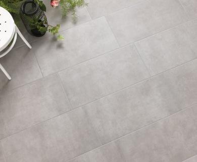Gresie portelanata Sintesi Italia, Flow Tech Grey 60,4x30cm