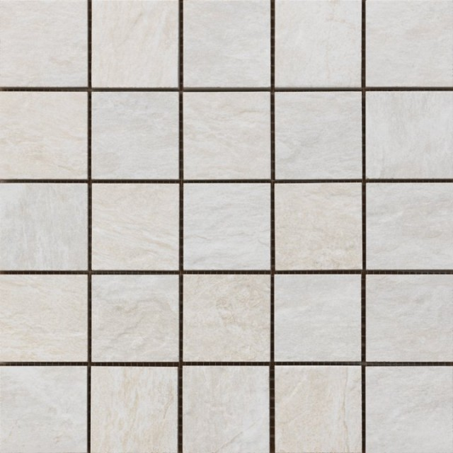 Mozaic Ceramic Abitare, Geotech Bianco 30x30 cm