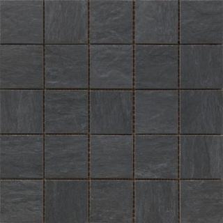 Mozaic Ceramic Abitare, Geotech Nero 30x30 cm