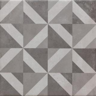 Decor Mix Abitare, Icon Silver 20x20 cm imagine