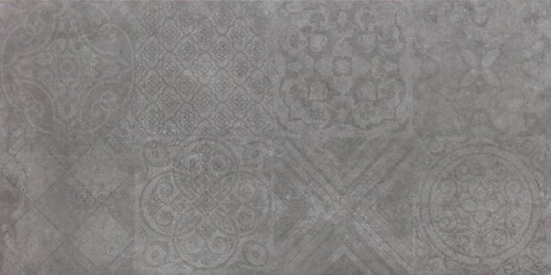 Decor Rectificat Abitare, Icon Smoke 60x30 cm