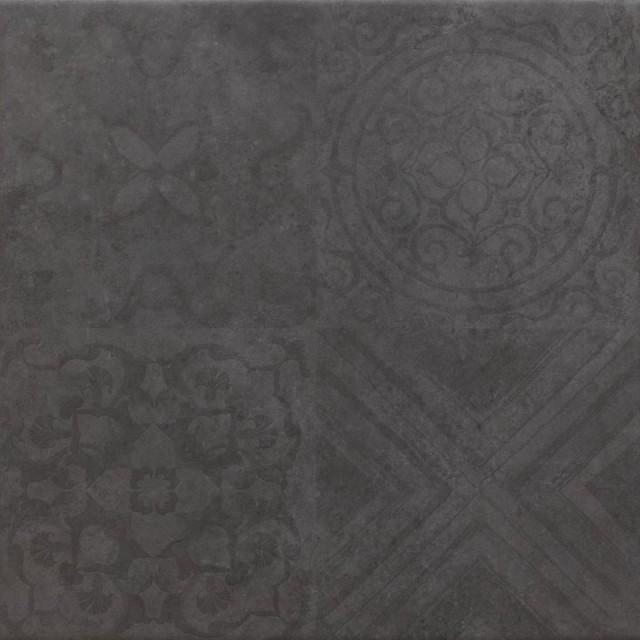 Decor Abitare, Icon Black 30x30 cm