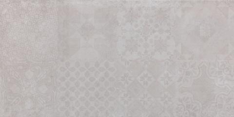 Decor Rectificat Abitare, Icon Silver 60x30 cm imagine