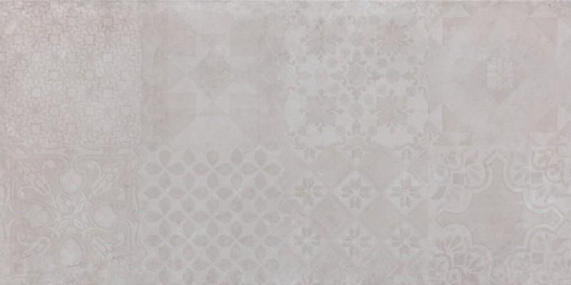 Decor Rectificat Abitare, Icon Silver 60x30 cm