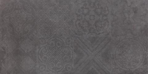 Decor Abitare, Icon Black 60x30 cm imagine