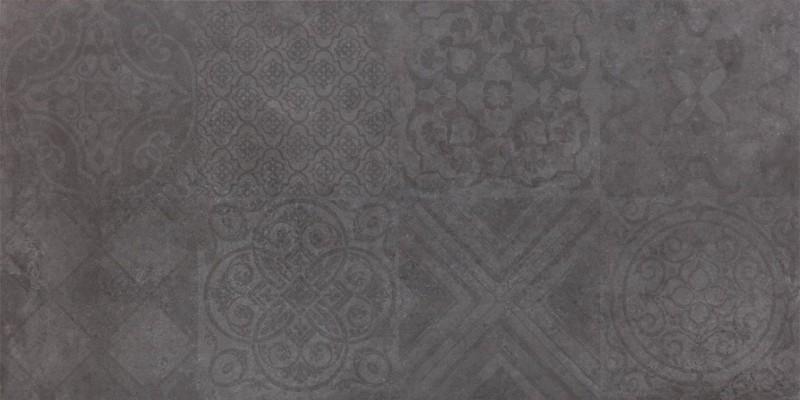 Decor Abitare, Icon Black 30x60 cm