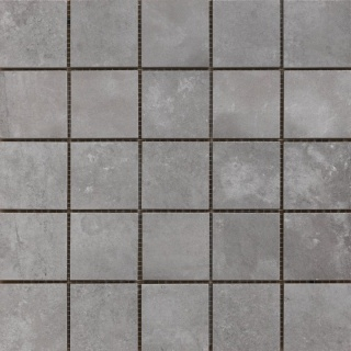 Mozaic Ceramic Abitare, Icon Smoke 30x30 cm