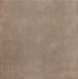 Decor Rectificat Abitare, Icon Brown 60x60 cm imagine