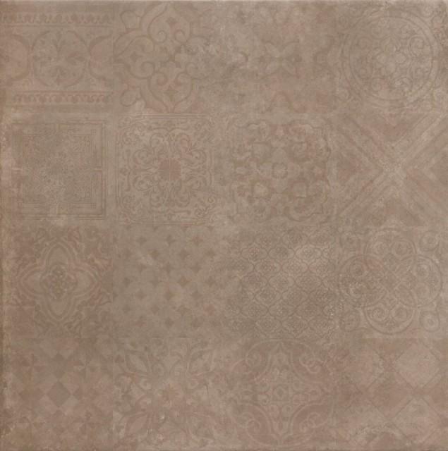 Decor Abitare, Icon Brown 60x60 cm