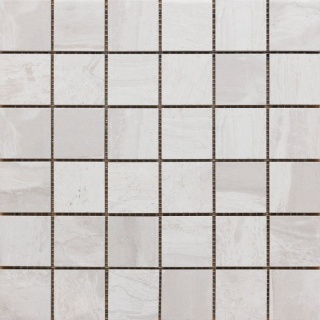 Mozaic Ceramic Sintesi, Nepal White 30x30 cm