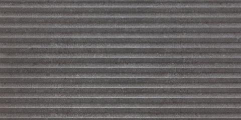 Faianta rectificata Abitare, Stripe Trust Black 60x30 cm