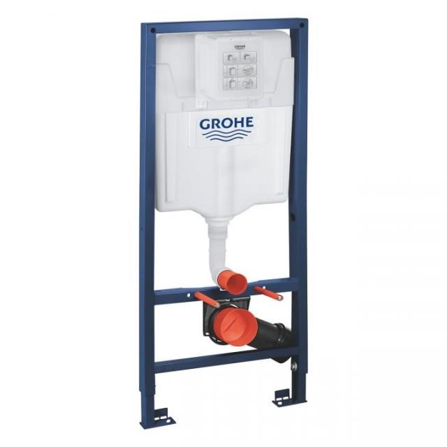 Sistem instalare WC cu rezervor Grohe Rapid SL 1130 mm