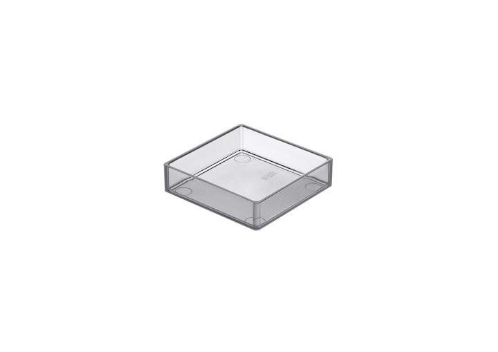 Cutie organizator Roca Inspira 9x9x H2,5 cm