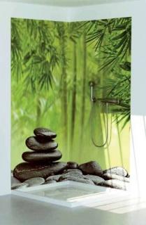 Panouri decor Sanotechnik, SanoWall Wellness Stanga+Dreapta 210x105x0,10 cm imagine