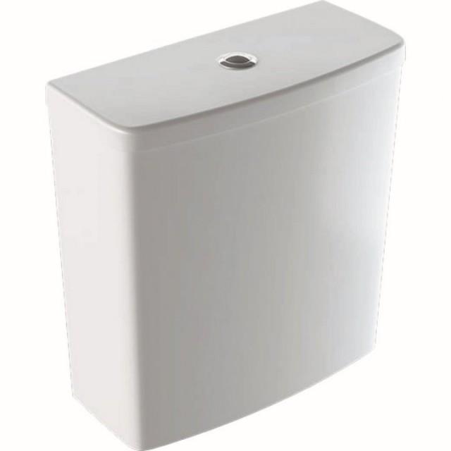 Rezervor WC Geberit Selnova Square alimentare laterala 36,8x16xH38,6 cm