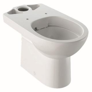 Vas WC Geberit Selnova Rimless 68x36xH40 cm pe pardoseala