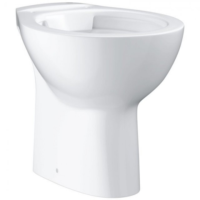 Vas WC Grohe Bau Ceramic pe pardoseala evacuare verticala 52x36xH40 cm