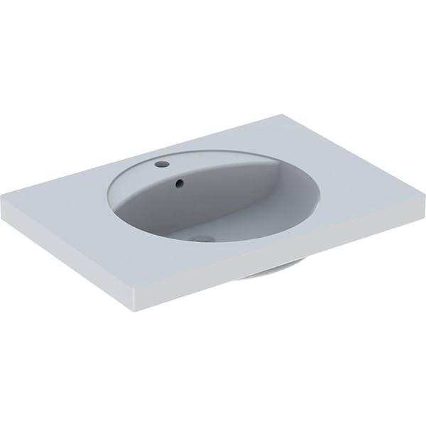 Lavoar Geberit Preciosa cu blat 60x55xH20 cm