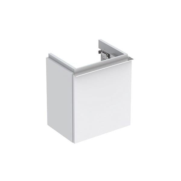 Mobilier Geberit iCon alb mat pentru lavoar