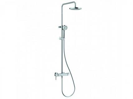 Sistem de dus monocomanda Dual Shower Kludi Logo