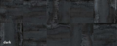 Decor Sintesi Met Arch Dark Rectificat 30x10 imagine