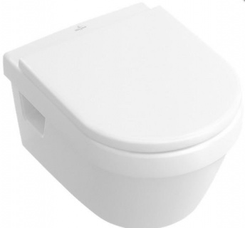 Set PROMO Villeroy&Boch Architectura vas WC si capac Soft Close 53x37xH39