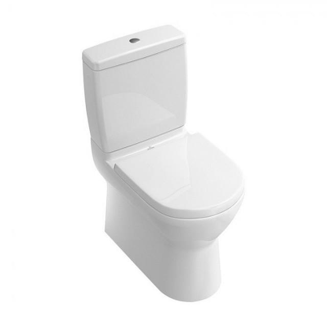 Set PROMO vas WC, rezervor, capac WC Villeroy&Boch O.Nova 64x36xH81 cm
