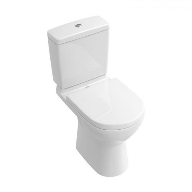 Set PROMO vas WC, rezervor, capac WC Villeroy&Boch O.Nova 67x36xH79 cm