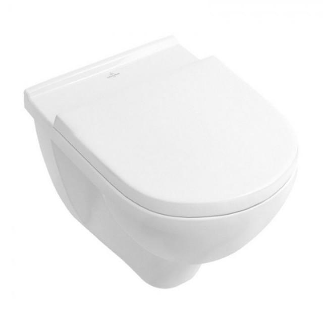Set PROMO vas WC si capac Villeroy&Boch O.Novo 49x36 cm