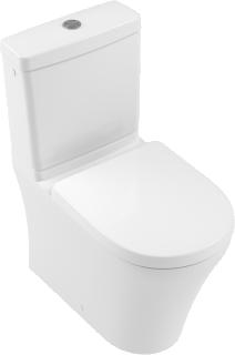 Set PROMO vas WC, rezervor, capac WC Villeroy&Boch O.Novo 61x36xH79 cm