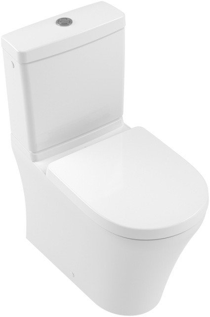 Set PROMO vas WC, rezervor, capac WC Villeroy&Boch O.Nova 61x36xH79 cm