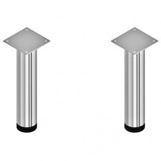 Set 2 picioare mobilier KolpaSan Lana 20 cm