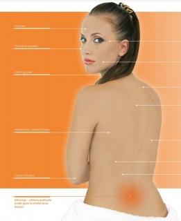 Sauna Sanotechnik Trendy brad canadian 123x103xH190 cm cromoterapie