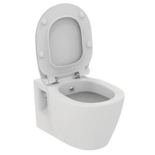 Vas WC suspendat cu functie de bideu Ideal Standard Connect 36x54 cm
