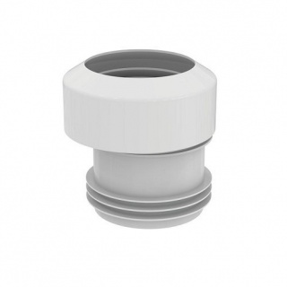 Adaptor excentric pentru racord scurgere wc Ideal Standard 13,5x13,5 cm