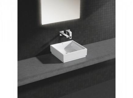 Lavoar pe blat Grohe Cube Ceramic 50x47xH13 cm