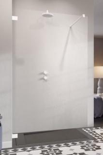 Cabina dus Walk-in Radaway Essenza Pro White 115x200 cm imagine