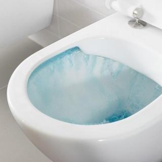 Set PROMO Villeroy&Boch Avento Vas WC suspendat si capac Slim Softclose 53x37xH31 cm