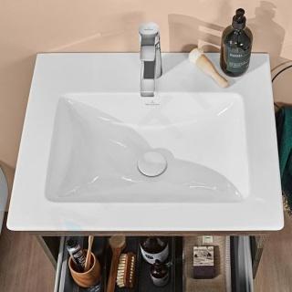 Lavoar Villeroy&Boch Venticello pentru mobilier 60x50xH17 cm fara preaplin