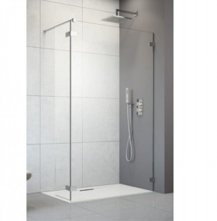 Cabina dus Walk-In Radaway Arta 100x40xH200 cm, dreapta