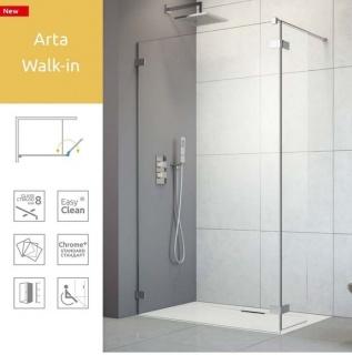 Cabina dus Walk-In Radaway Arta 140x40xH200 cm, stanga
