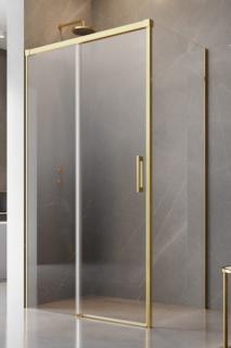Cabina dus Radaway Idea Gold KDJ 110x70xH200 cm, usa stanga
