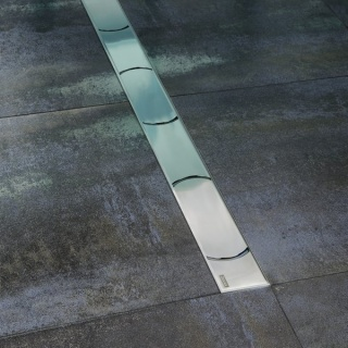 Rigola de dus Ravak Chrome 75 cm